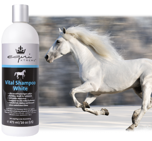equiXTREME Vital White Shampoo