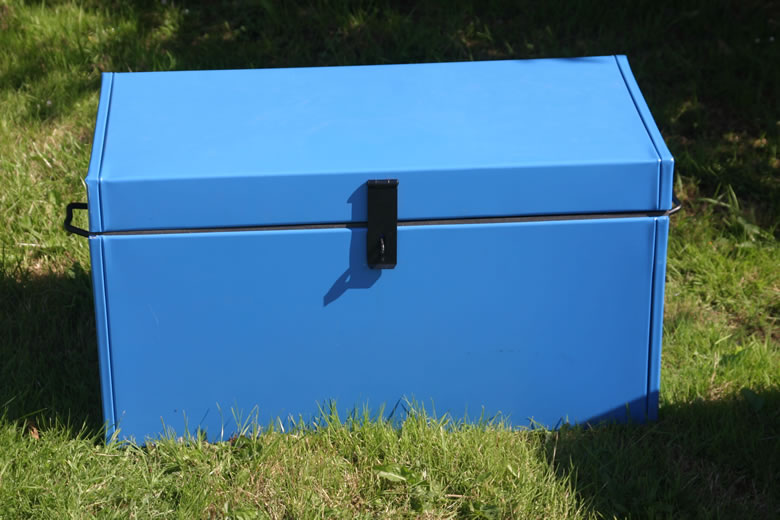 Deluxe Coloured Small Storage Trunk