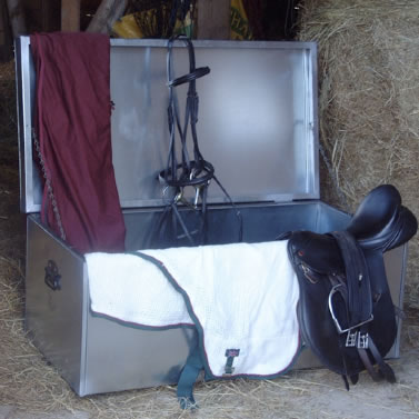 Tack & Kit Storage